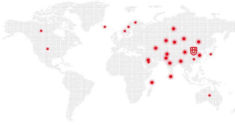 享誉国际 中国地板<br>行业一线品牌